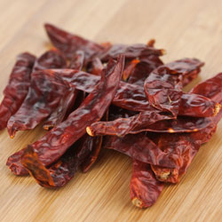 Whole Red Chilies 10lb