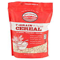 7-Grain Cereal With Flax Seed 8/1.6lb
