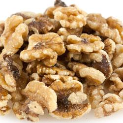 Walnuts Combo Halves & Pieces 25lb