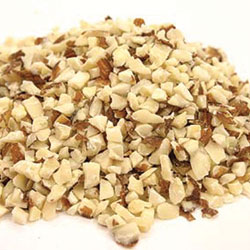 Almonds Small Diced, Natural 25lb
