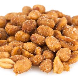 Honey Roasted Peanuts 2/5lb