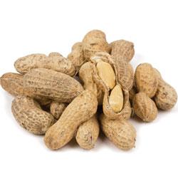 Peanuts in Shell (Roasted No Salt) 25lb