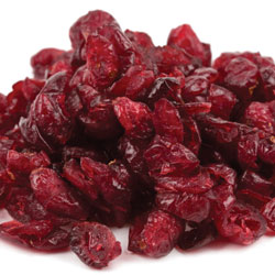 Dried Cranberries (Soft & Moist) 10lb
