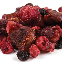 Dried Mixed Berries-Strawberry Cranberry-Blueberry-Cherry 10lb