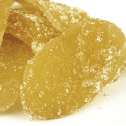 Ginger Slice Crystallized 4/11lb