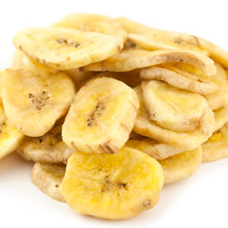Banana Chips Sweetened 14lb