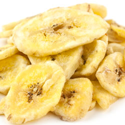 Banana Chips Unsweetened 14lb