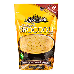 Cheddar Broccoli Soup Mix 6/11oz