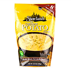 Cheddar Potato Soup Mix 6/12oz