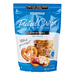 Pretzel Crisps, Original 12/7.2oz