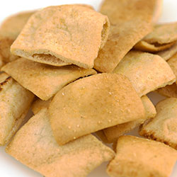 Garlic Pita Chips 10lb