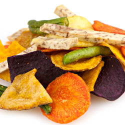Crisp Vegetable Chips 6/3lb