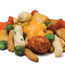 Oriental Supreme Snack Mix 4/3lb