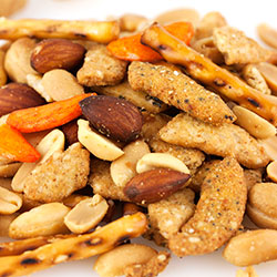 Tailgate Crunch Snack Mix 4/4lb