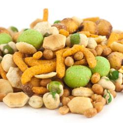 Wasabi Trail Snack Mix 4/3lb
