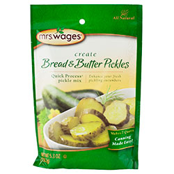 Bread & Butter Pickle Mix 12/5.3oz